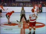 1972 год. СССР - Канада. второй матч.